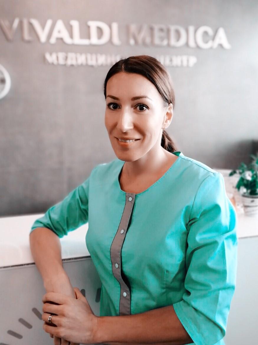 Никитина Наталья Валерьевна
