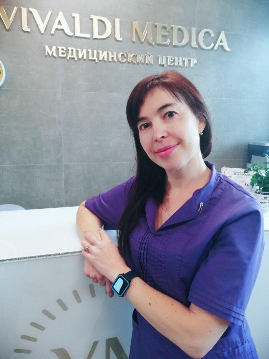Шамрей Елена Францевна