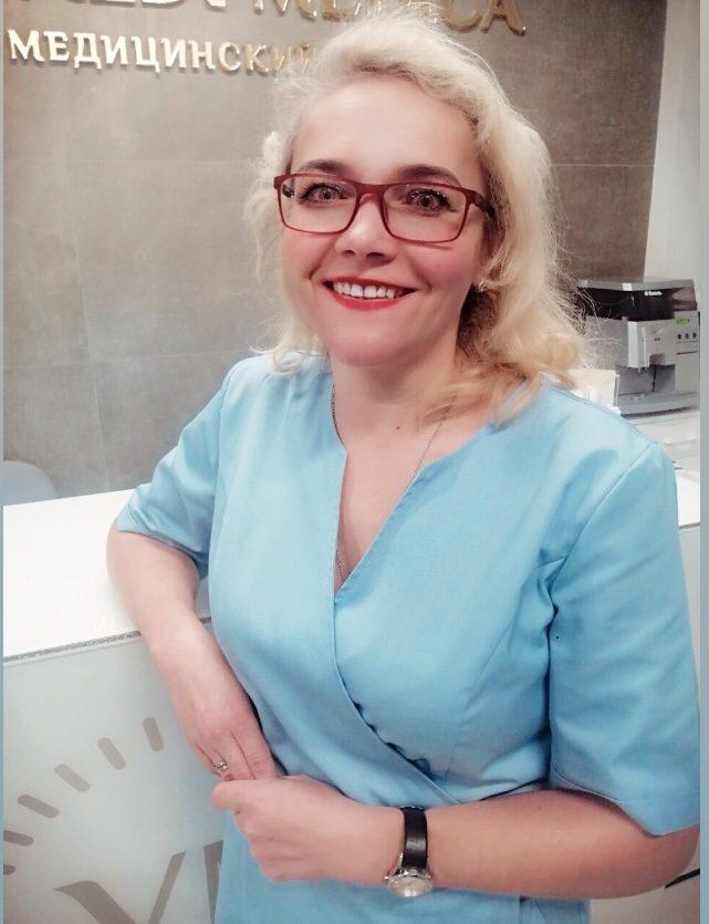 Горбачёва Елена Францевна