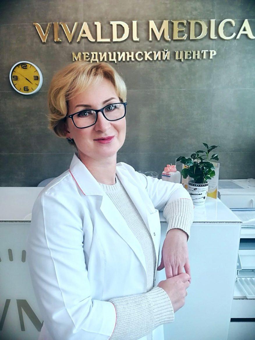Ершова Лариса Ивановна
